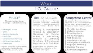WIOG Consulting -Struktur