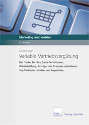 Buch Gunther Wolf Variable Vertriebsvergütung