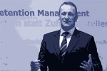 Gunther Wolf: Redner für Retention Management