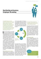 Fachartikel Wirtschaft Management Employer Branding