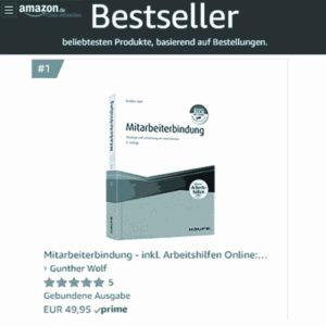 Mitarbeiterbindung Consulting: Bestseller in Neuauflage
