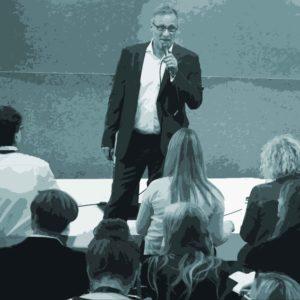 """Mitarbeiterbindung Vortrag plus Workshop Mitarbeiterbindung von Edenred auf der Messe """"Zukunft Personal Europe"""""""