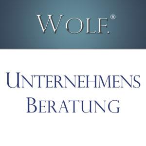 Wolf Unternehmensberatung